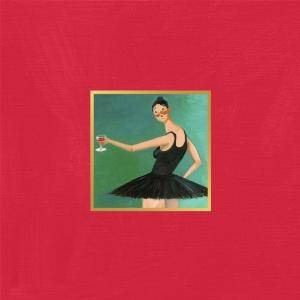 Kanye West: My Beautiful Dark Twisted Fantasy - Cover