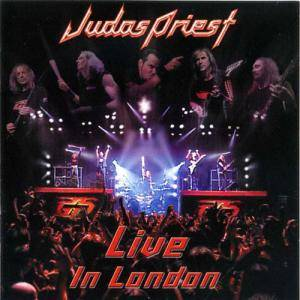 Judas Priest: Live In London - Cover