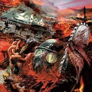 Sodom: In War And Pieces - Cover