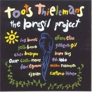 Cover - Toots Thielemans: Brasil Project, The