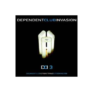 Cover - Straftanz: Dependent Club Invasion 3