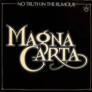 Cover - Magna Carta: No Truth In The Rumour