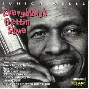 Cover - Junior Wells: Everybody's Gettin' Some