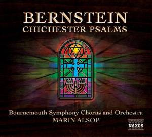 Leonard Bernstein: Chichester Psalms - Cover