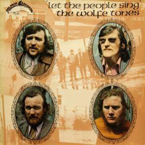 Cover - Wolfe Tones: Let The People Sing