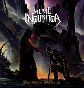 Metal Inquisitor: Unconditional Absolution (CD) - Bild 1