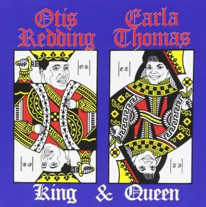 Otis Redding & Carla Thomas: King & Queen - Cover