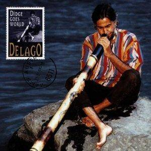 Delago: Didge Goes World - Cover