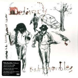 Cover - Babyshambles: Delivery