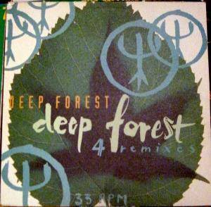 Cover - Deep Forest: Deep Forest 4 Remixes