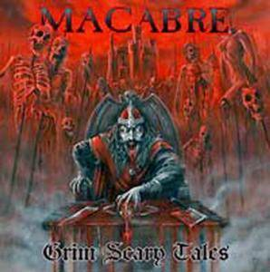 Macabre: Grim Scary Tales - Cover