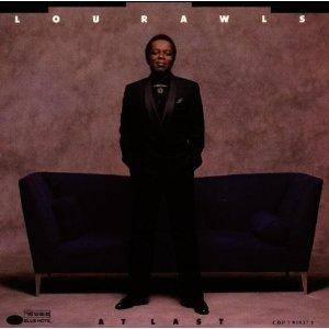 Lou Rawls: At Last - Cover