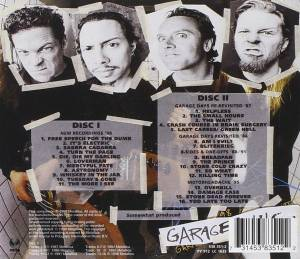 Metallica: Garage Inc. (2-CD) - Bild 2