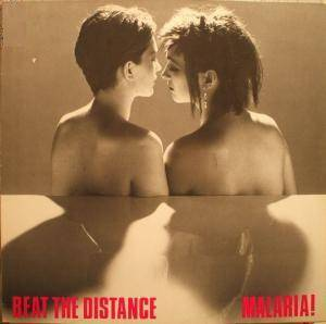 Malaria!: Beat The Distance - Cover