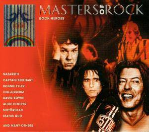 Masters Of Rock - Rock Heroes - Cover