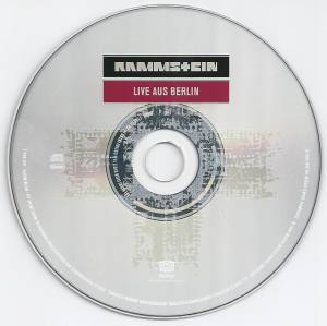 Rammstein: Live Aus Berlin (CD) - Bild 4