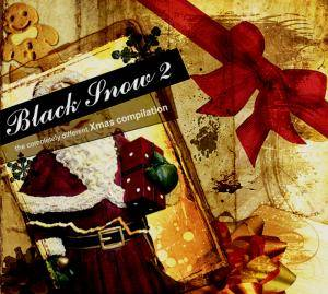 Cover - Digital Factor: Black Snow 2 - The Completely Different Xmas Compilation