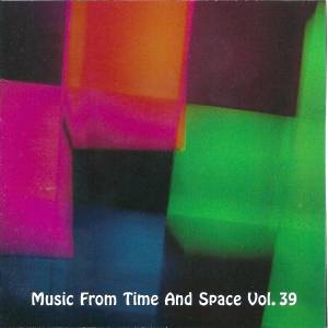 Cover - Syd Matters: Eclipsed - Music From Time And Space Vol. 39