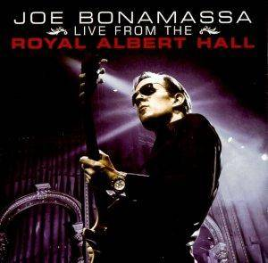 Joe Bonamassa: Live From The Royal Albert Hall - Cover