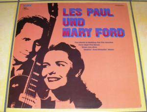 Cover - Les Paul: Les Paul Und Mary Ford