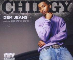 Cover - Chingy: Dem Jeans