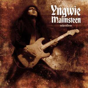 Cover - Yngwie J. Malmsteen: Relentless