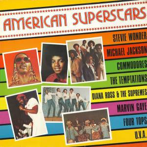 American Superstars - Cover