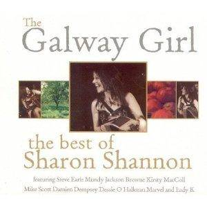 Cover - Sharon Shannon: Galway Girl, The