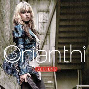 Orianthi: Believe - Cover