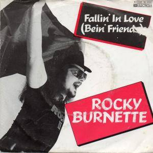 Cover - Rocky Burnette: Fallin' In Love (Bein' Freinds)
