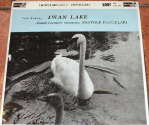 Pjotr Iljitsch Tschaikowski: Swan Lake - Part 2 (LP) - Bild 1