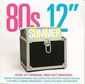 "80s 12"" Summer - Cover"