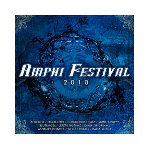 Cover - Ashbury Heights: Amphi Festival 2010