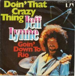 Cover - Jeff Lynne: Doin' That Crazy Thing