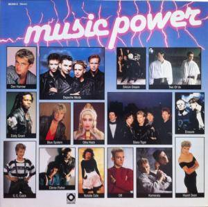 Music Power - Cover