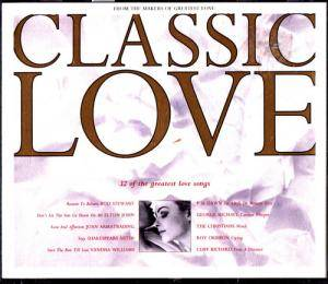 Cover - Omar: Classic Love - 32 Of The Greatest Love Songs