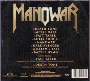 Manowar: Battle Hymns MMXI (CD) - Bild 2