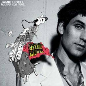 Cover - Jamie Lidell: Multiply Additions