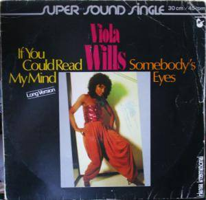 Cover - Viola Wills: If You Could Read My Mind