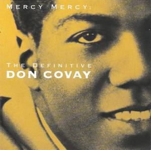 Cover - Don Covay: Mercy Mercy - The Definitive Don Covay