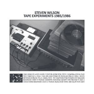 Cover - Steven Wilson: Tape Experiments 1985/1986