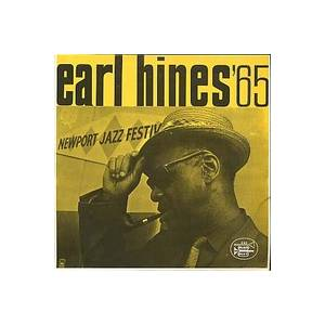 Earl Hines: Hines '65 - Cover