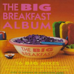 Cover - Apache Indian: Big Breakfast Album, The