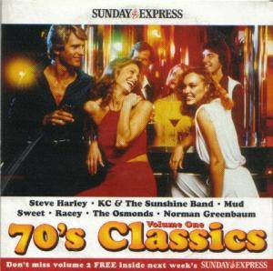Cover - Althea & Donna: 70's Classics Volume One / Volume Two