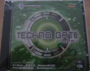 Techno Gate Vol. II - Cover