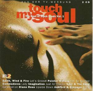 Touch My Soul - The Best Of Black Music Vol. 01 - Cover