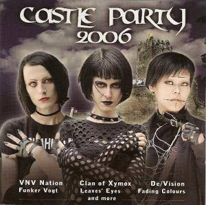 Cover - Fading Colours: Castle Party 2006