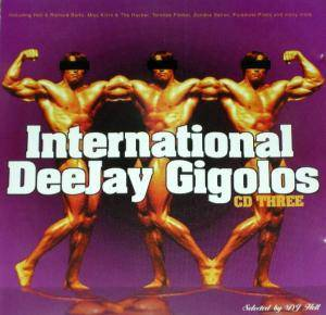 International Deejay Gigolos CD Three - Cover