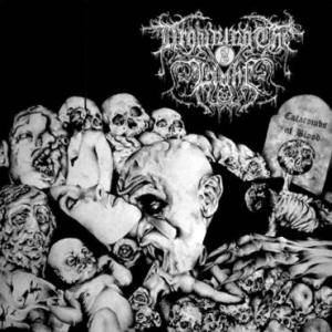 Drowning The Light: Catacombs Of Blood - Cover