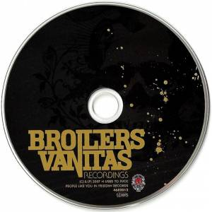 Broilers: Vanitas Recordings (CD) - Bild 5